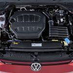Volkswagen Golf GTI motor 2.0 TSI EA888 evo4