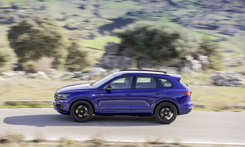 Volkswagen Touareg R dinámica