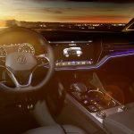Volkswagen Touareg R puesto de conducción