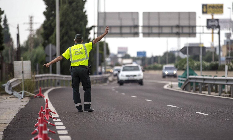 Accidente de tráfico - Seguro del coche - Estado de alarma