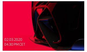 Alfa Romeo GTA 2020 teaser