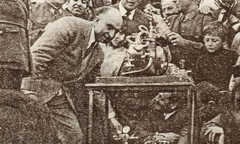 Arturo Estévez Varela - Fraude español del motor de agua