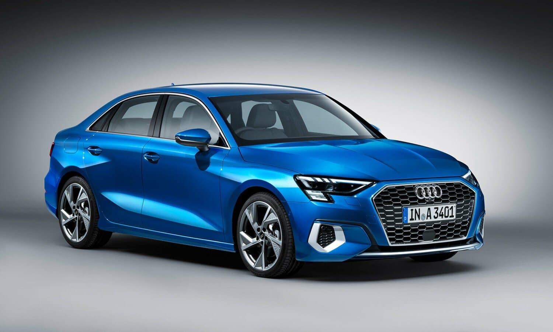 Audi A3 Sedán by Kleber Silva front