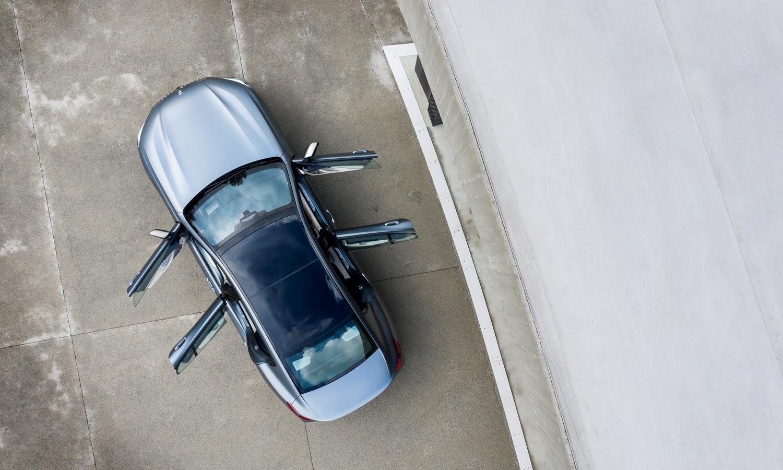 BMW Serie 8 Gran Coupé roof