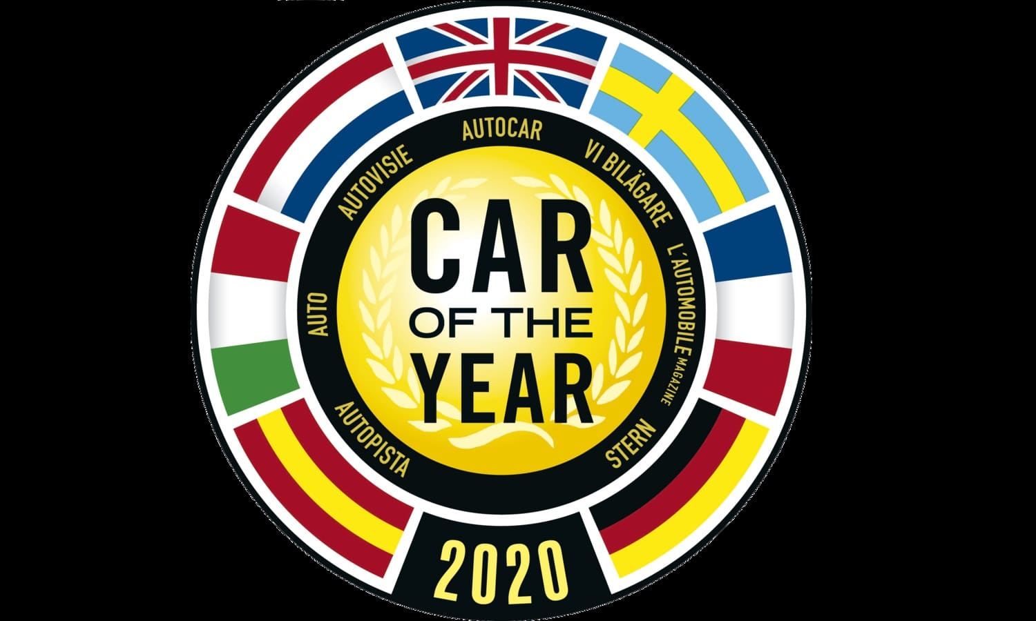 Car of the Year (COTY) 2020 logo