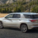 Chevrolet Traverse High Country 2021