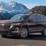 Chevrolet Traverse Premier 2021