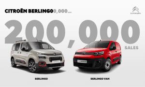 Citroën Berlingo - Citroën Berlingo Van 200.000 unidades