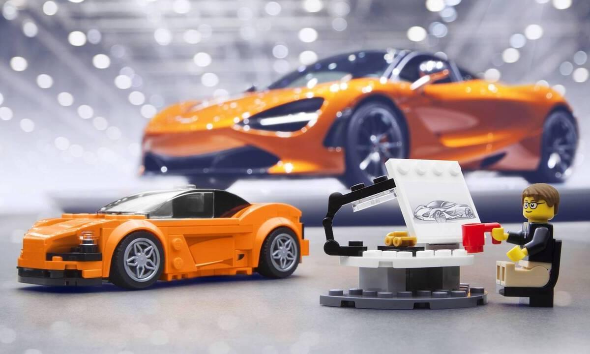 Coches de Lego Technic que nos gustan