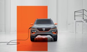 Dacia Spring electric Geneva International Auto Show 2020