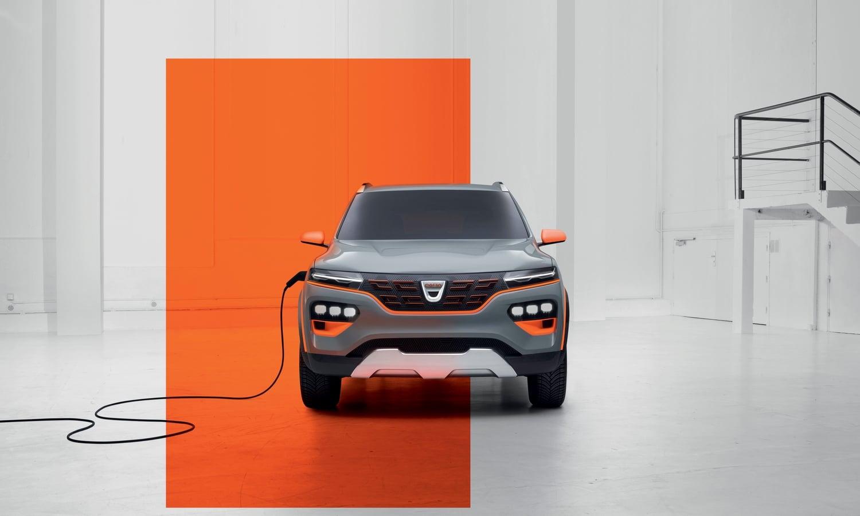Dacia Spring electric Geneva International Auto Show 2020
