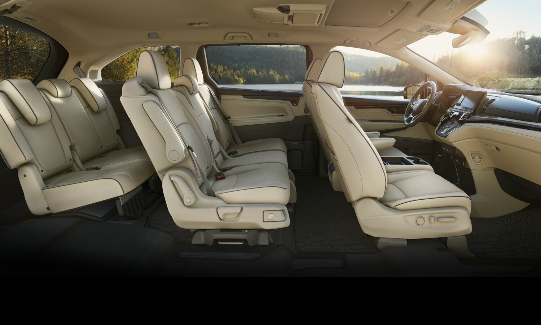 Honda Odyssey 2020 New York Auto Show