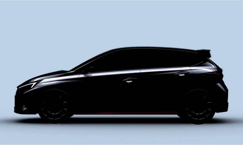 Hyundai i20 N 2020 Teaser