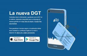 La nueva DGT con miDGT App y el carnet de conducir digital