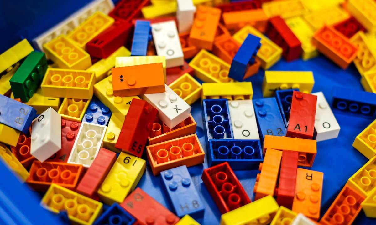 Ladrillos Lego Technic