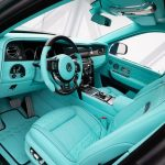 Mansory Coastline based on the Rolls-Royce Cullinan