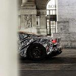 Maserati MC20 prototype Milano