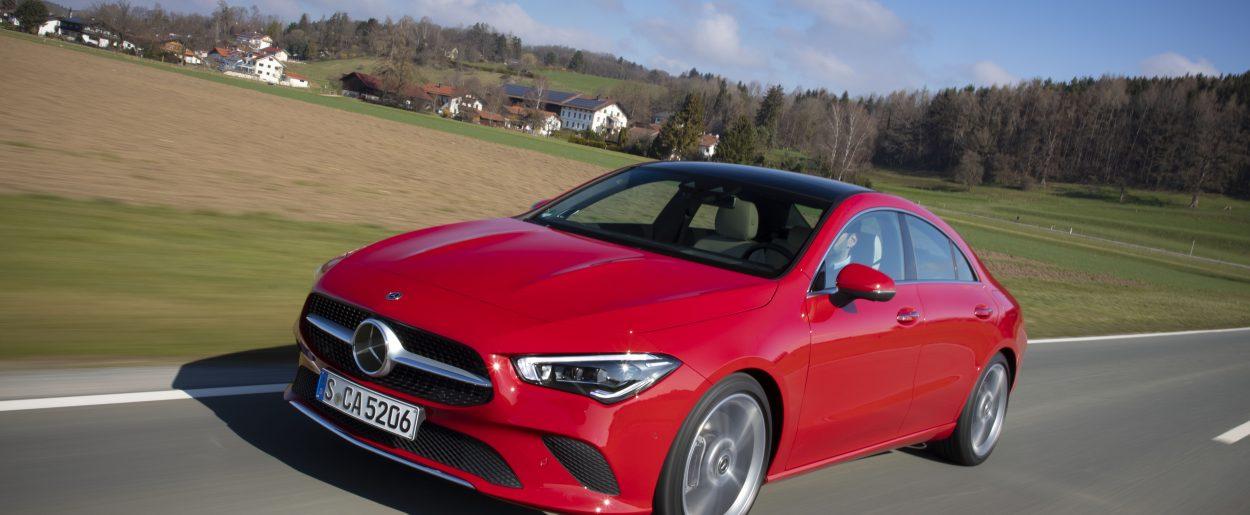 Mercedes-Benz Clase CLA Coupé