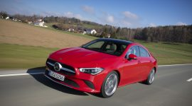Mercedes-Benz Clase CLA Coupé