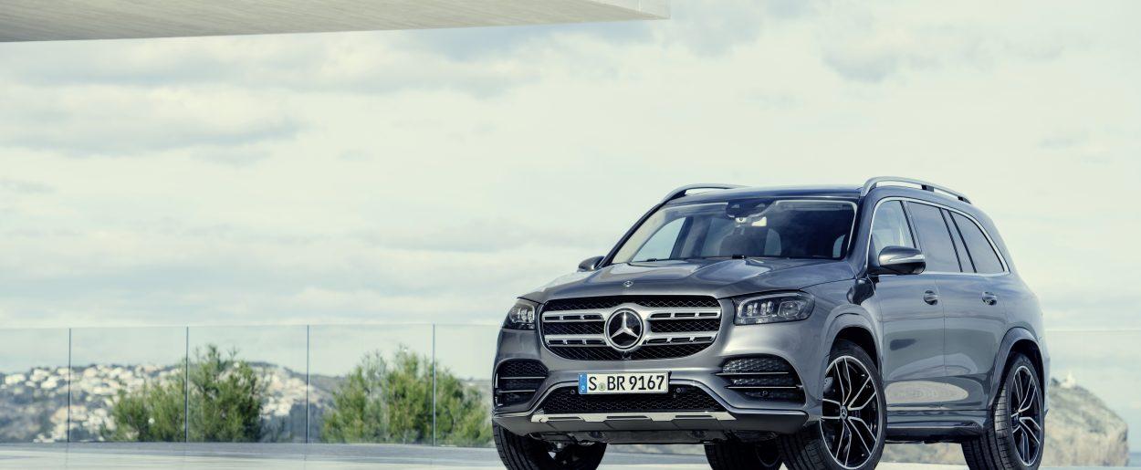 Mercedes-Benz Clase GLS