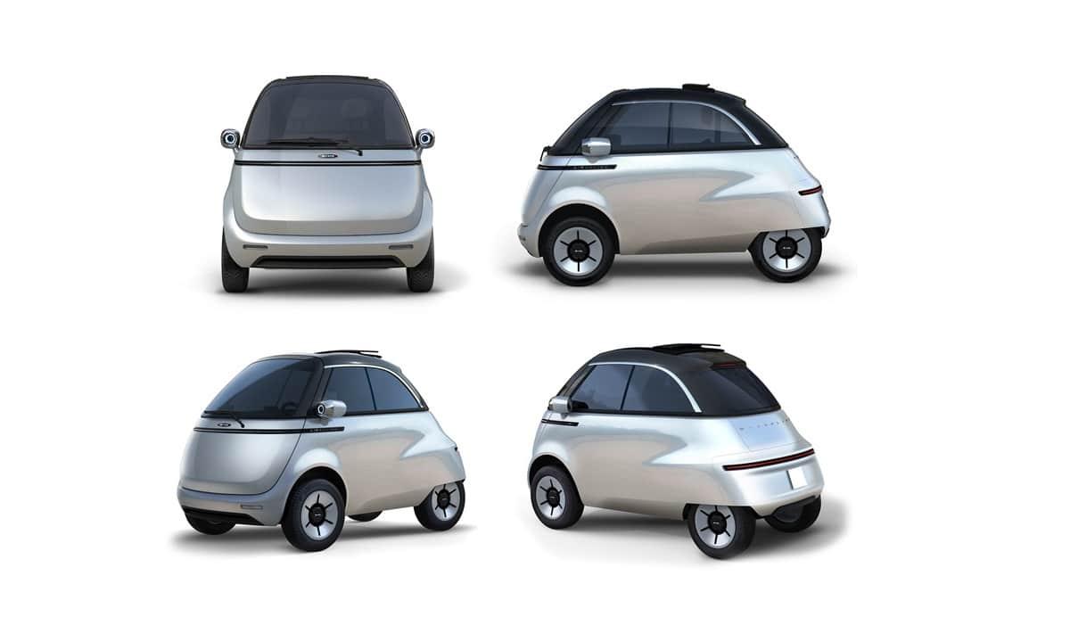 New Microlino Geneva International Auto Show 2020