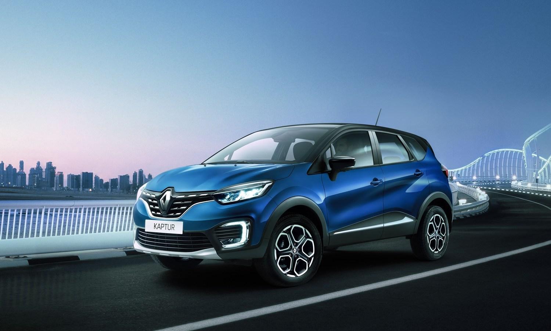 New Renault Kaptur to Russia 2020