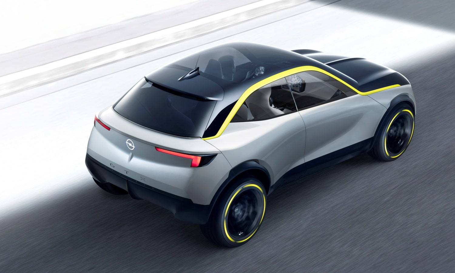 Opel GT X Experimental rear