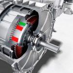 Porsche Taycan engine