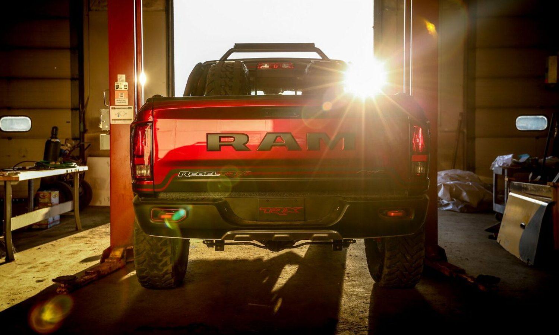 RAM 1500 Rebel TRX Concept 2016