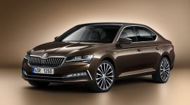 Skoda Superb Laurin & Klement 2019