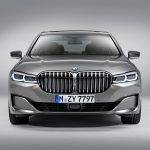 The new BMW Serie 7 eléctric