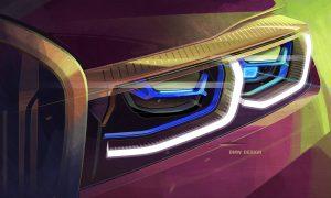 The new Serie 7 eléctric teaser