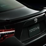Toyota GT86 Black Limited 2020