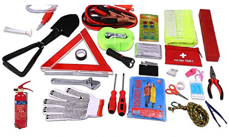 Kit de emergencia como regalo del día del padre