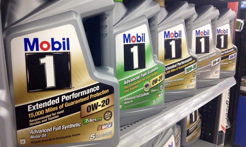 Los aceites sintéticos de motor duran más