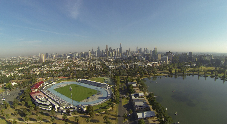GP de Austarlia, Albert Park