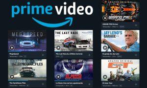 Series relacionadas con coches en Prime Video de Amazon