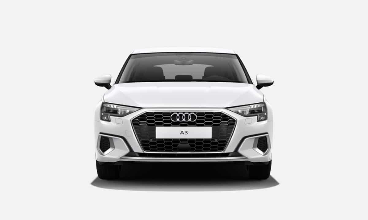 Frontal Audi A3 Advanced
