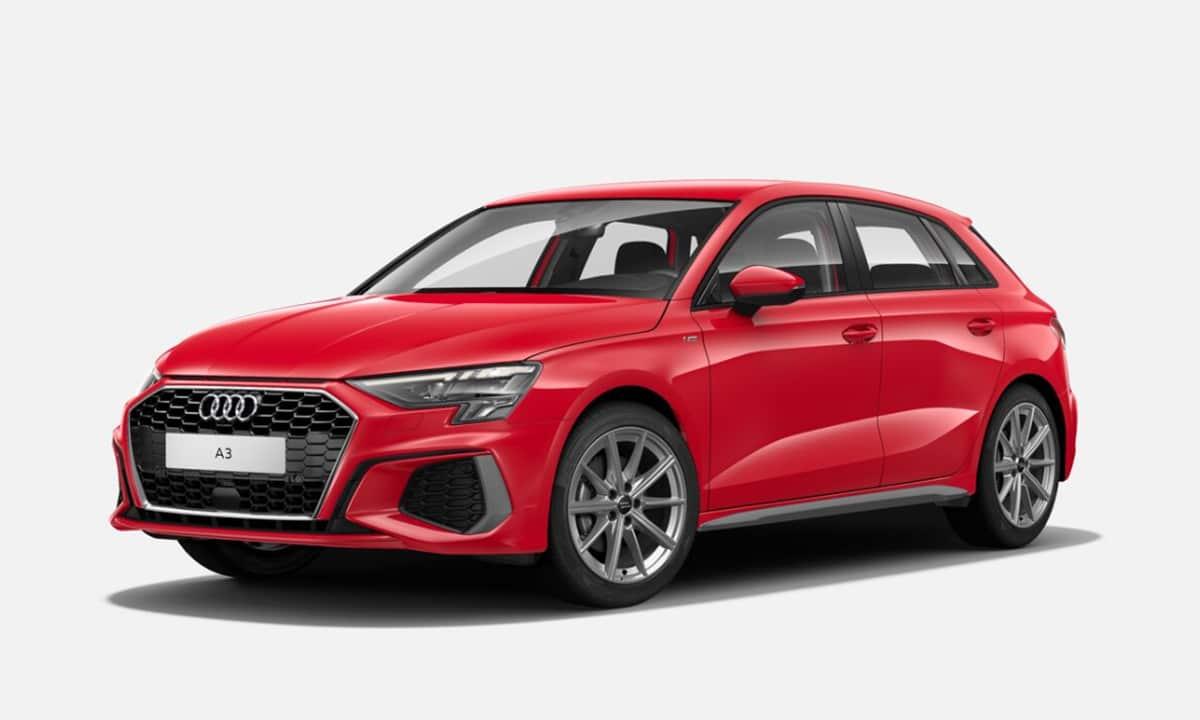 Audi A3 S line 2020