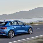 Dinámica lateral trasera Audi A3