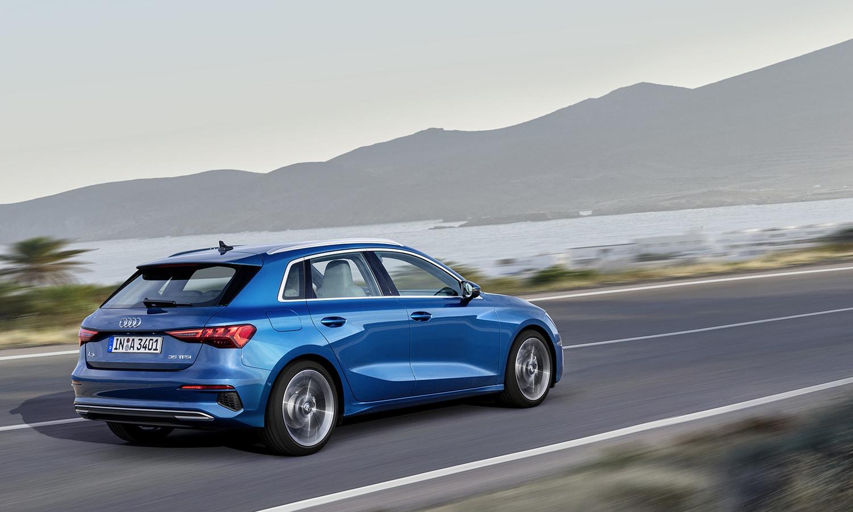 Audi A3 dinámica