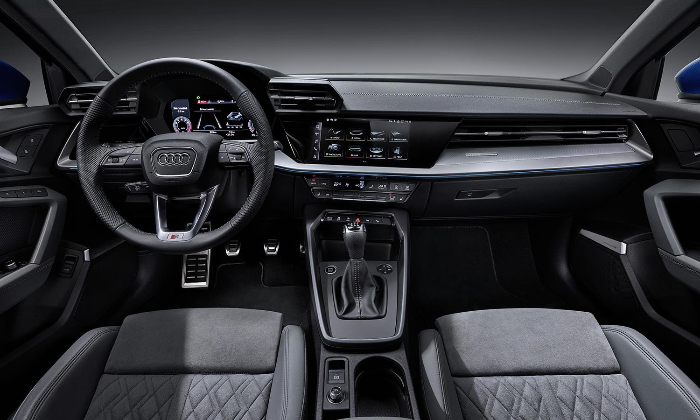 Diseño interior Audi A3 2020