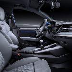 Audi A3 plazas delanteras