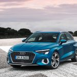 Audi A3 perfil