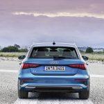 Trasera Audi A3 Sportback S line