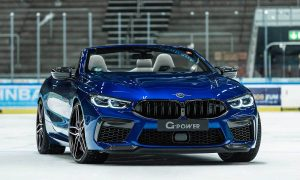 BMW M8 preparado por G-Power