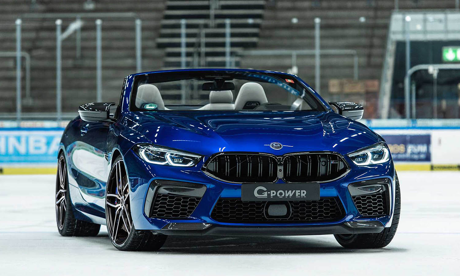 BMW M8 preparado por G-Power