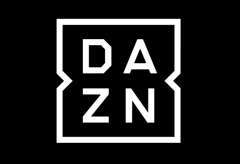 DAZN logo F1 2020