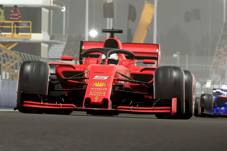 e-Sports F1 motorsports