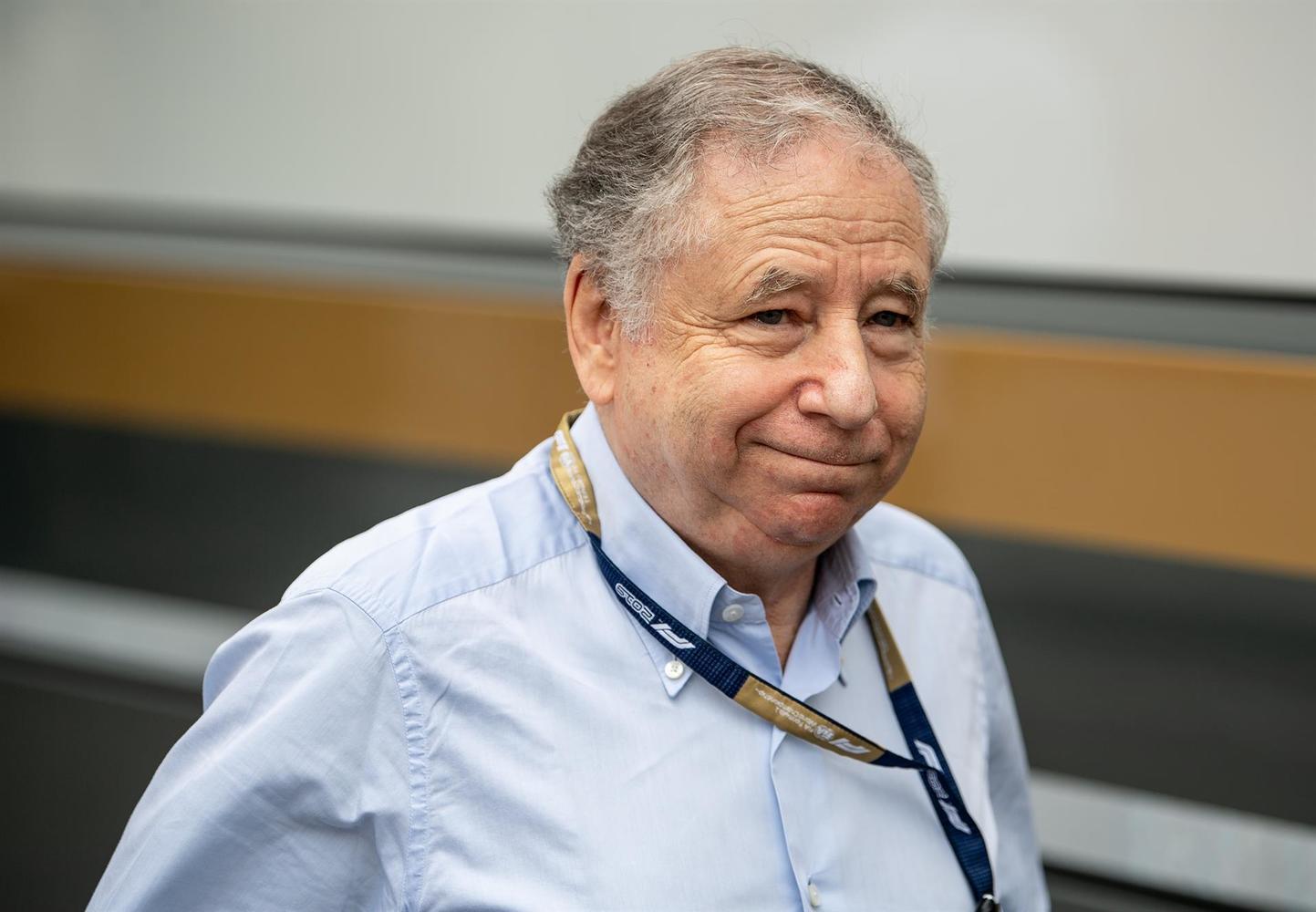 FIA Jean Todt